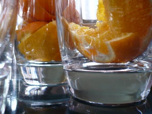Oranges at Td