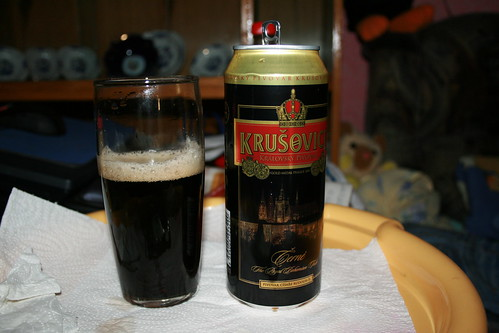 Krusovice Black