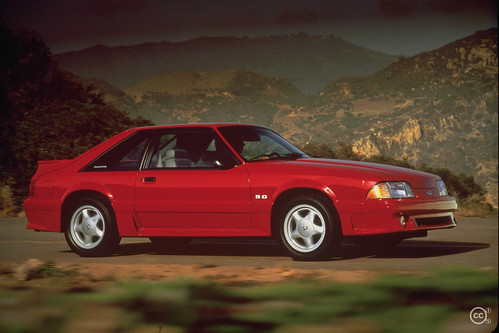 Originally uploaded by Ford Motor Company. Tag: 1991 mustang gt parts and