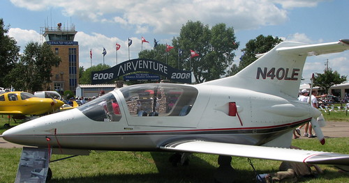 Prescott Pusher Homebuilt EAA Airventure 2008
