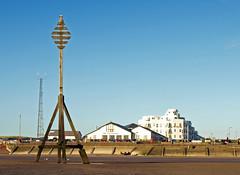 On guard (Mr Grimesdale) Tags: coastguard olympus crosby merseyside e510 mrgrimsdale stevewallace europeancapitalofculture2008 burbobank mrgrimesdale