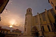Catedral de girona (david A.F Photography) Tags: españa girona catalunya cataluña espanya sigma1020mm catedraldegirona canoneos40d davidafphotography