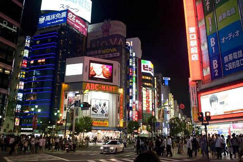 Toyko Day 1 — Shinjuku — 9