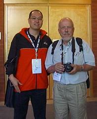 Ivan Chew & Tord Høivik
