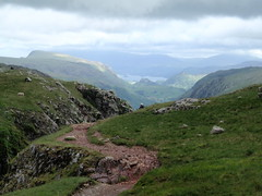 Back down the valley towards Borrowdale (Seathwaite, United Kingdom) Photo