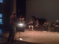 Bob Marsh conducting
