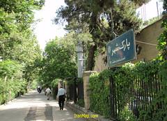 Tehran -9 (IranMap) Tags: iran tehran tehranstreet iranphoto khiyabonayetehran iranmapcom
