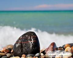 Superior Rocks 02 (Michael Koole - Vision Three Images) Tags: rock nikon michigan 1870mmf3545g nikkor upperpeninsula lakesuperior d300 lucecounty twoheartedriver