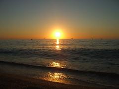 tramonto in acqua (cmdebora) Tags: estate 2008 calabria tropea alcamo