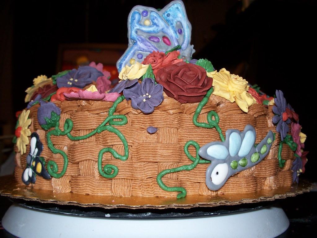 Birthday Cake Vutterfly