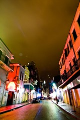 new orleans before hurricane gustav