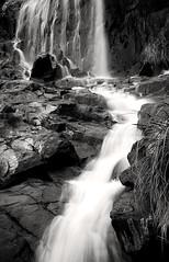 The Cascades (sengsta) Tags: blackandwhite waterfall cascade lesmurdiefalls lesmurdie perthhills