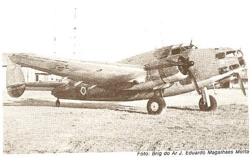 Warbird picture - LOCKHEED A-28 HUDSON WWII