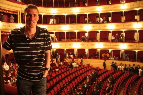 1st September 2008: Teatro Solis, Montevideo