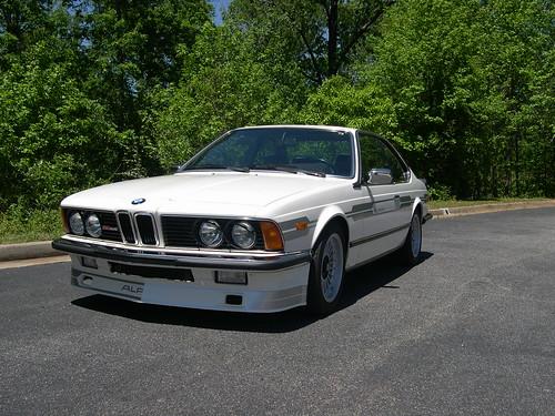 1985 BMW Alpina B9
