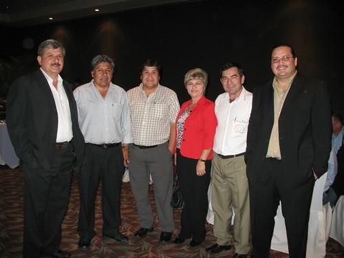 Delegación Boliviana