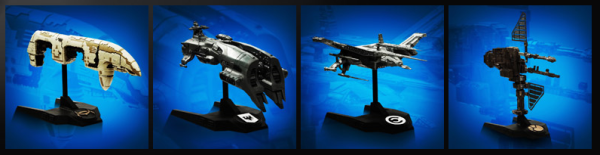 crazykinux s musing eve online collectible battleship models are
