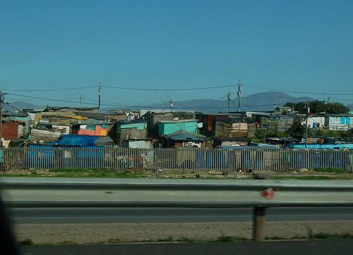 Guguletu Township (outside Cape Town)