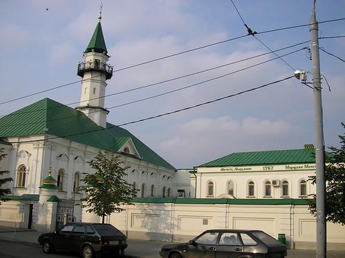 Мечеть Марджани ©  khawkins33