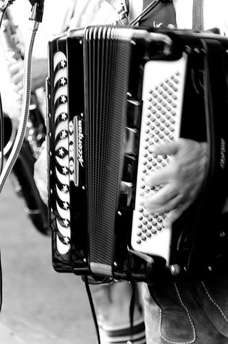 Polka Band at Mill City Museum