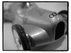 Macro Audi (wyman.oliver) Tags: red macro car toy sony audi toycar selectivecoloring sonydsct200