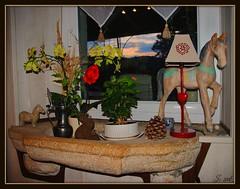 """Ma """"nature intérieure"""" !!! (Joélisa) Tags: fleurs intérieur fenêtres fiatlux"""