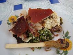 15 - Nasi campur babi guling pasar gianyar