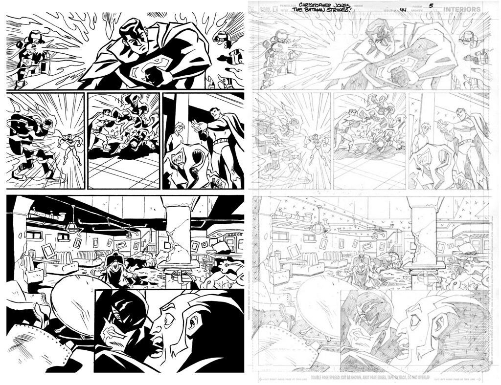 Inks over Christopher Jones pencils 3