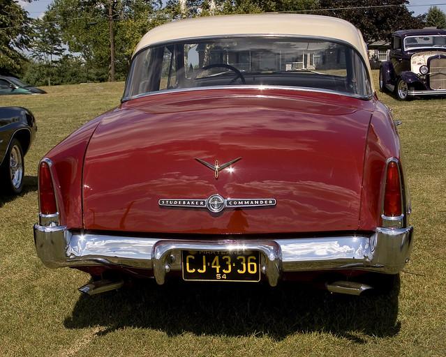 1954 Studebaker Commander Classic Automobiles