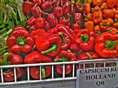 vegetables (qatari star) Tags: red holland green vegetables star mirror vegetable qs soe hdr qr edit qatar  qatari    goldstaraward
