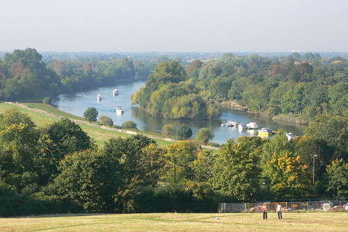 View from Richmond Hill by heatheronhertravels, on Flickr