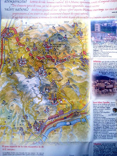 Mapa promocional