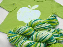 Sprig and Apple Custom Set