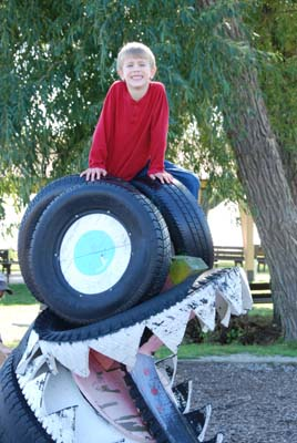 conquering the tire monster