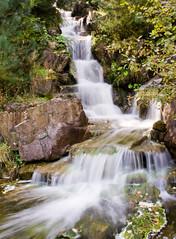 waterfall (digital_slice) Tags: verde canon 350d waterfall long exposure landgraaf kitlens tamron 2008 wereld mondo 70300 waterval tuinen 2ev