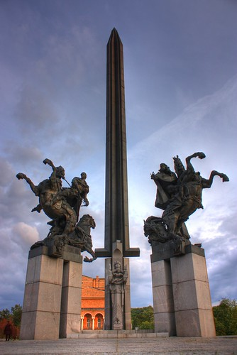 The Monument of the Asens