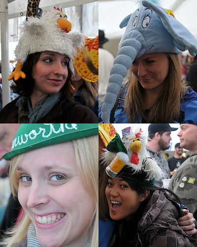 Silly Hats