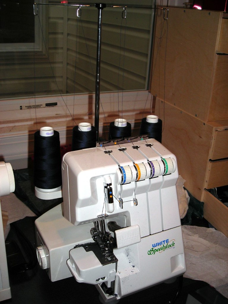 Speedylock Serger