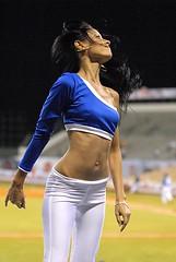 Bailarina del Licey