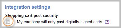Google Checkout Digital Signage