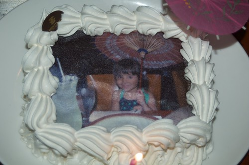 Mina's Picture Cake