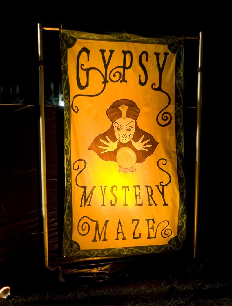 Gypsy Mystery Maze