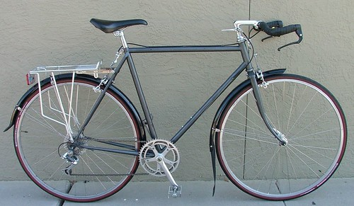 Dull utilitarian commuter dream bike