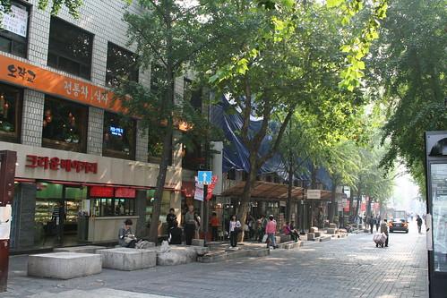 Seoul - Insadong