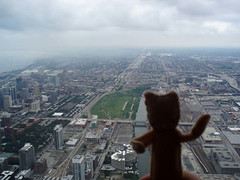 Little Mitty Visits the Windy City