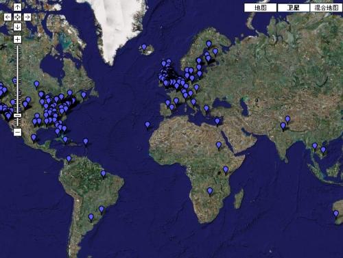 album map