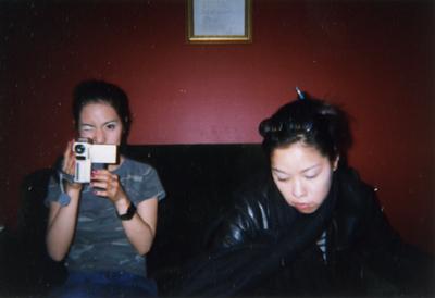 KK and Fumiko