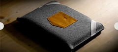 Hard Graft's Held MacBook case