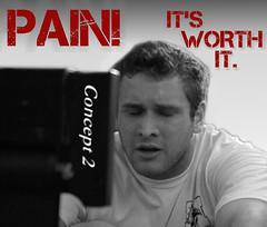 Please let it end... (Chris Zulinov) Tags: art pentax rowing concept2 erging k10d