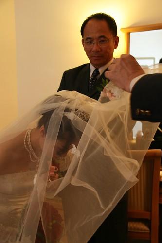 你拍攝的 20081110GeorgeEnya迎娶218.jpg。